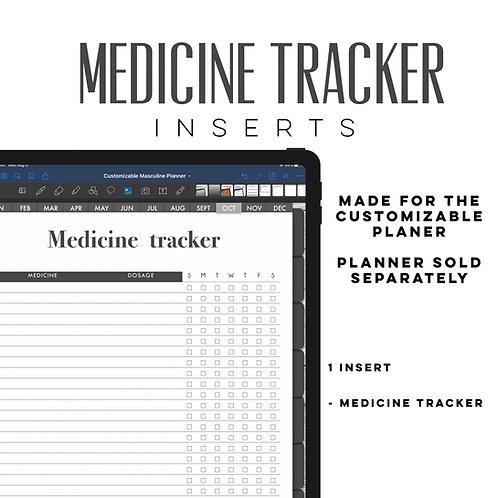 Masculine Medicine Insert