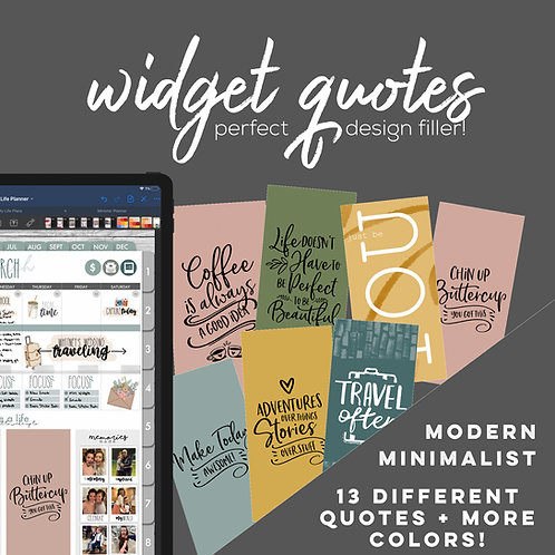 Widge Quotes