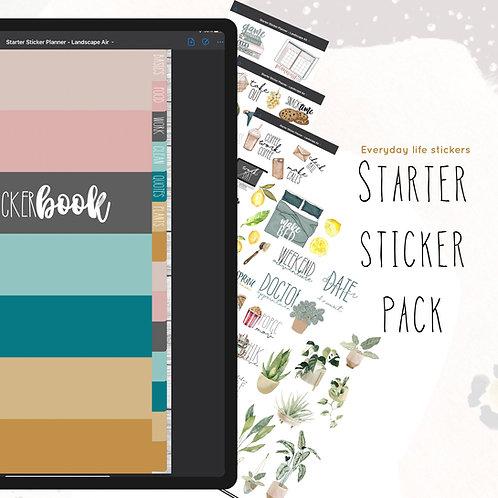 Starter Sticker Pack
