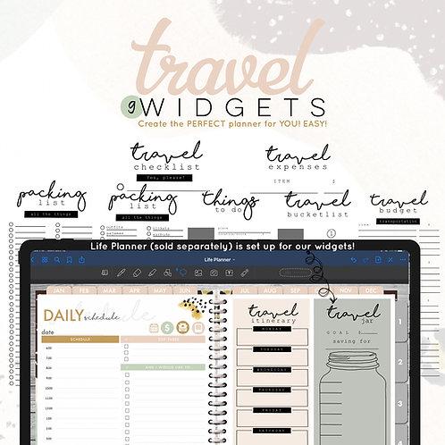 Travel Widgets
