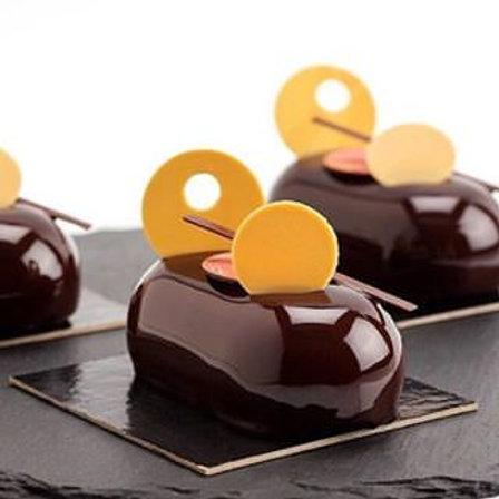 Chocolate and Orange Mini Gateaux