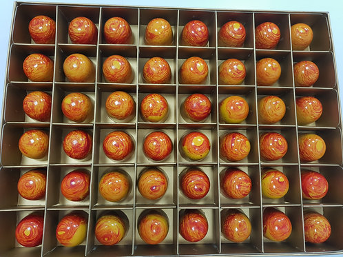 Apricot and Caramel Bon Bons - Large
