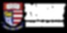 Bartley Alumni logo Transparent White Fo