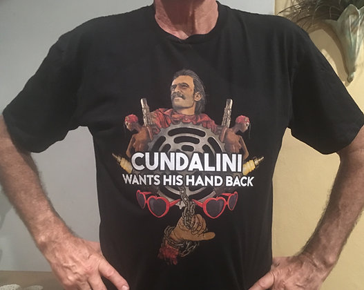 Cundalini Wants His Hand Back!