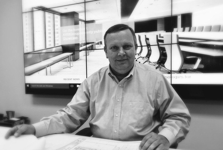 Neal Hosier, CTS, prior to joining J&S Audio Visual as an Operations Manager in 2001, was a Senior Project Manager with Fisk A/V Technologies.  At AVSIGroup as Systems Designer, Neal leads our CAD team and ensures that all projects have proper facility plans and system flow diagrams. He plays a critical role in the engineering process and has done so for many of AVSIGroup's largest and most high profile projects. Neal holds an Associate's degree in Electrical Engineering Technology from Texas A&M University, and is an InfoComm Certified Technology Specialist (CTS) and a Tandberg Certified Technical Expert.