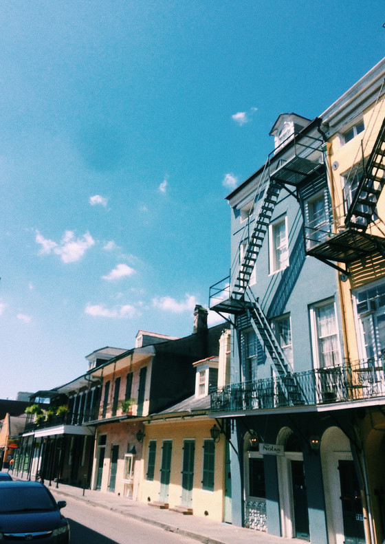 Week 2 and a bit: New Orleans Orientation
