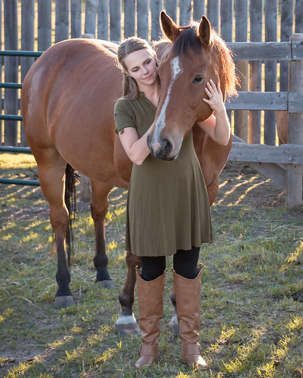 Amy Monea - Heard Wellness Through Horses
