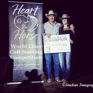 Heart of the Horse Winner