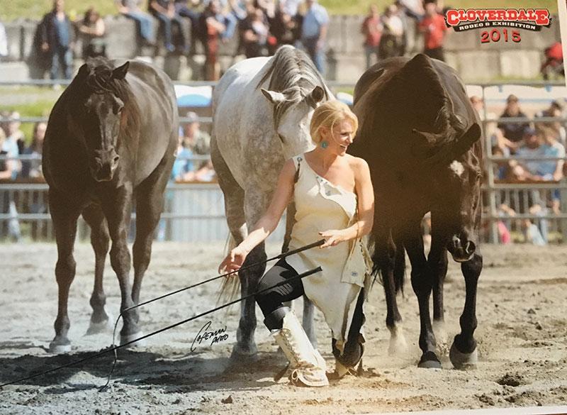 Liberty Horses with Niki Flundra