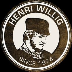 Henri Willig Logo PNG Groot