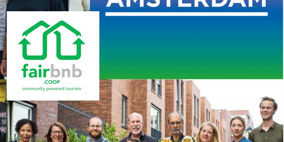 Community Powered Tourism by FairBnB & Mensen Maken Amsterdam