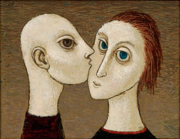 Marcel Sarot - Jaap Schreurs's paintings