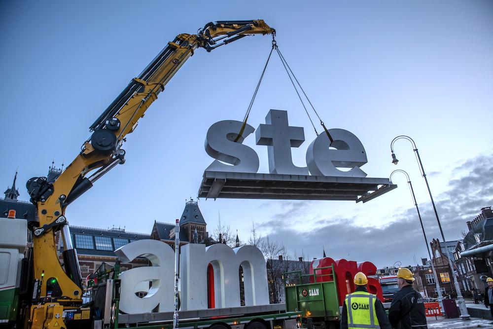 Kunst en visie voor de toekomst van Amsterdam