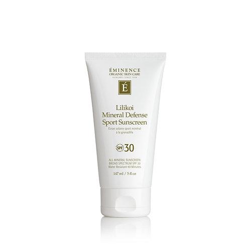 Lilikoi Defense Sport Sunscreen SPF30
