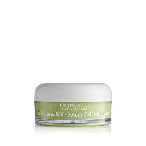 Citrus & Kale Potent C+E Masque 60 ml