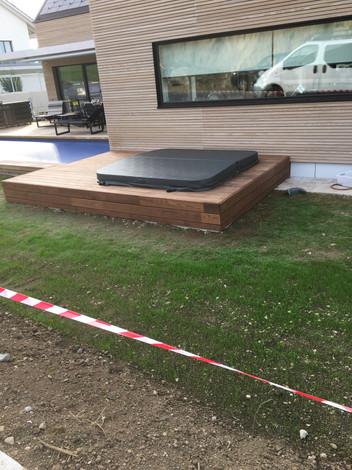 Holzbau Ott Aussenfassade