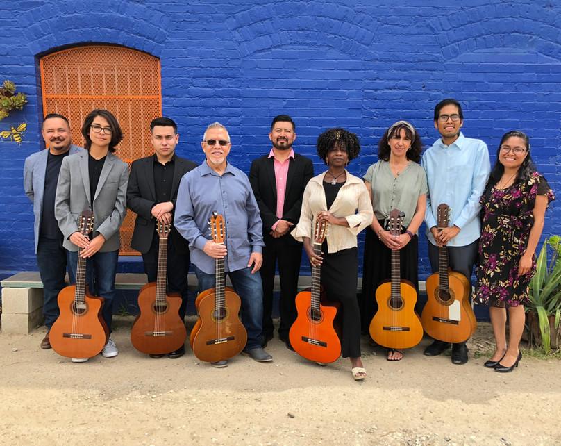 Intermediate Classical Guitar Workshop