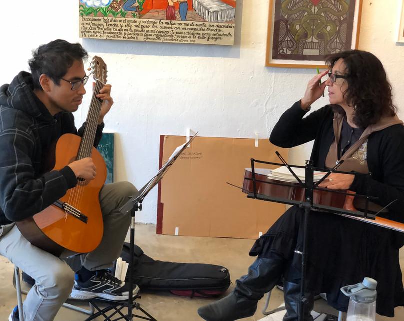 Classical Guitar Workshop