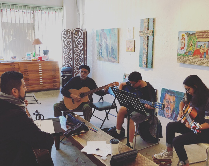 Introductory Guitar Class