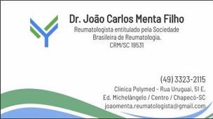 JOÃO CARLOS MENTA FILHO