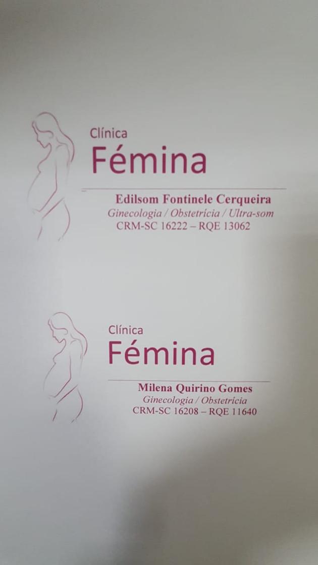 CLÍNICA FEMINA
