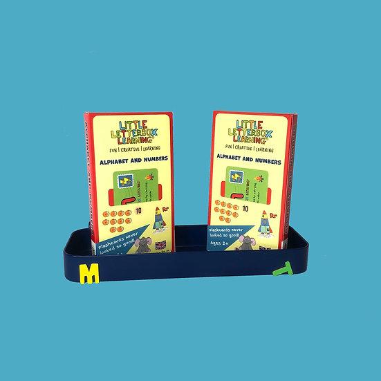 ABC Letterbox Flashcard Set