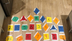 Number Obstacle Course