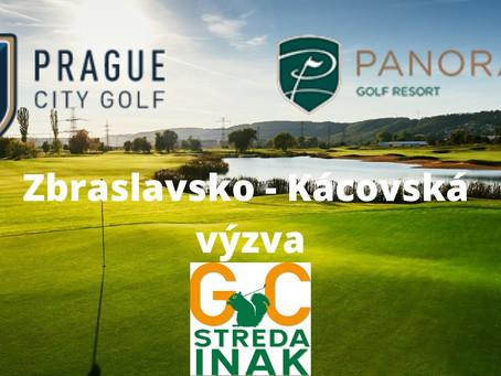 Nová celoročná súťaž : Zbraslavko - Kácovská výzva