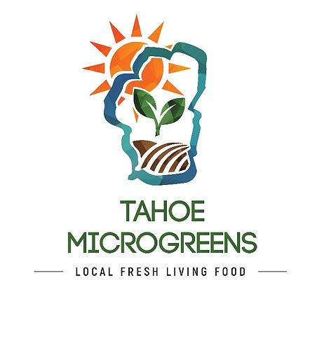 TahoeMicroreens.com Local Fresh Living Food  Reno Tahoe Truckee