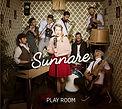 Sunnare _Play Room_(2016). Bajo, hammond