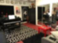 Piano studio rental Los Angeles