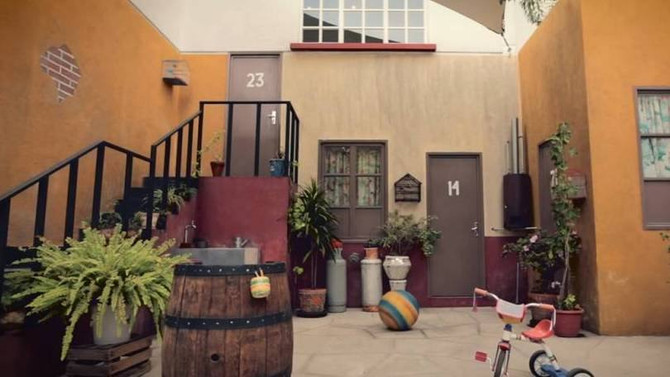 Airbnb leva consumidor para uma noite na Vila do Chaves