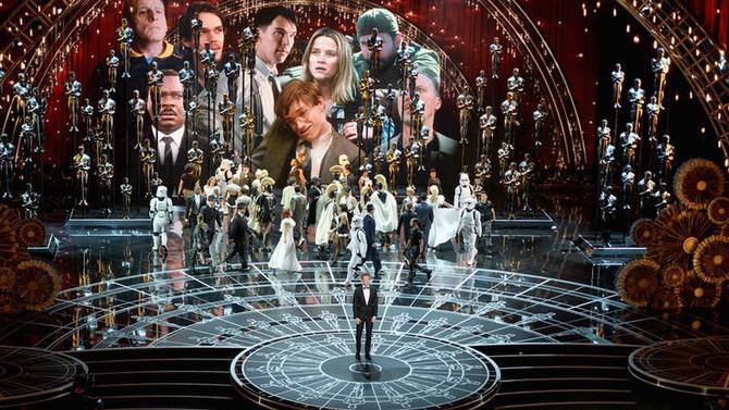 Oscar deve arrecadar até US$ 135 milhões em publicidade