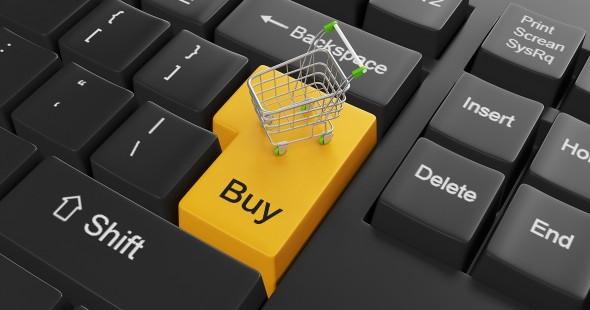 Alta nas compras em sites internacionais prejudica desempenho do varejo