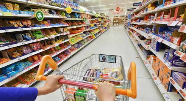 Vendas nos supermercados ficam estáveis em Janeiro
