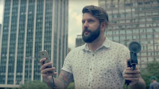 Samsung transforma sons da cidade de São Paulo em música
