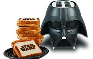 A força de Star Wars ataca as marcas