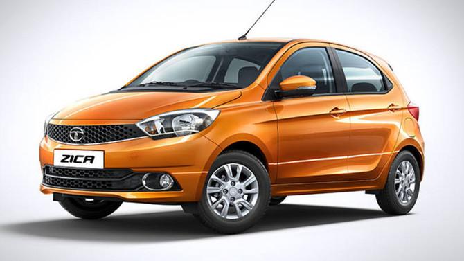 Tata Motors muda o nome do modelo Zica