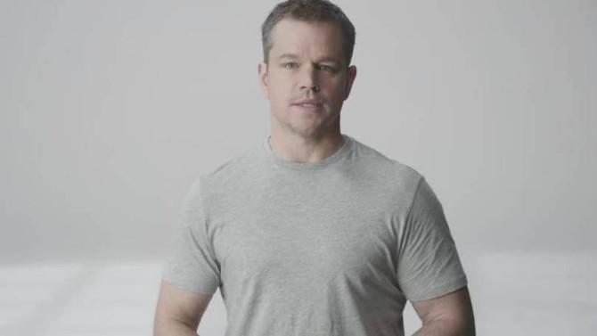 Stella Artois recruta Matt Damon por água potável no mundo