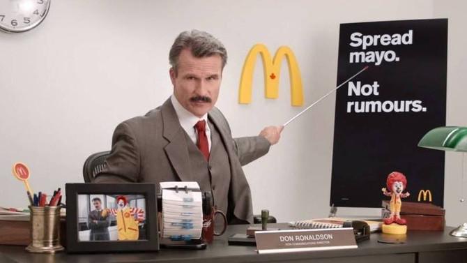 McDonald's vai pagar US$ 10 mil por receita inovadora