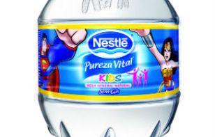 Pureza Vital lança embalagens da DC