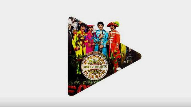 Google Play cria filme para promover Beatles