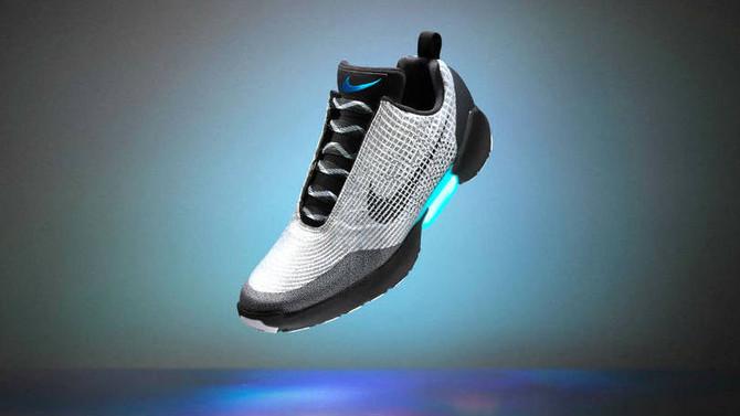 Nike cria tênis inspirado em 'De volta para o futuro'