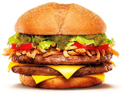 Bob's apresenta sete hambúrgueres a R$ 7,00 cada