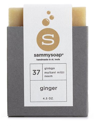 Ginger-Sammysoap