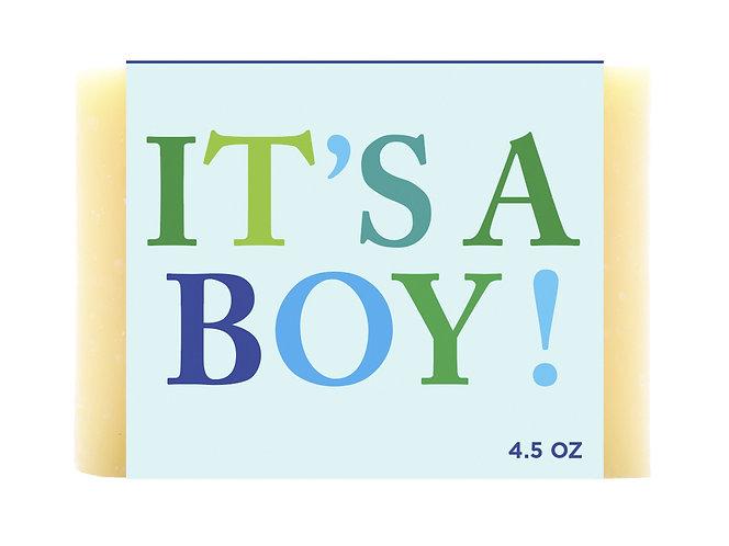 It's a Boy! all natural Calendula soap-Sammysoap