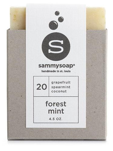 Forest Mint-Sammysoap