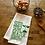 Thumbnail: Seed Sow Water Grow Tea Towel