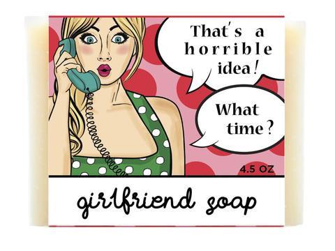 Girlfriend Soap