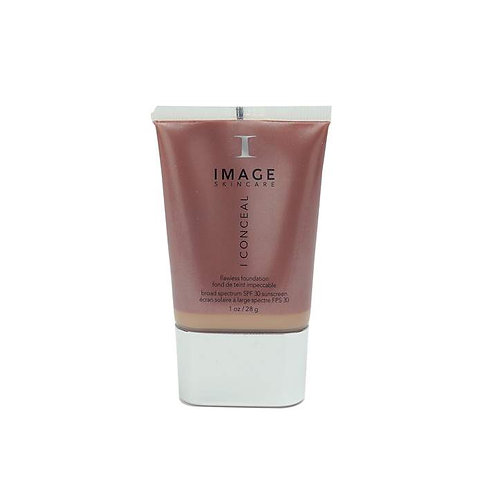 I CONCEAL FLAWLESS FOUNDATION BROAD-SPECTRUM SPF 30 SUNSCREEN BEIGE 1OZ